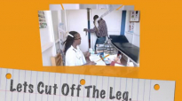 Lets cut off the leg. Kansiime Anne. African comedy.mp4