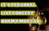 Norma Morgan Its Personal Live Concert Gospel Music