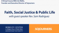Faith and Immigration Reform with Rev. Samuel Rodriguez