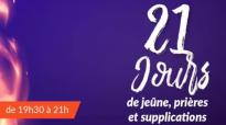 Jour 7 - 21 jours de jeûne & prières - La supplication engendre la force de pers.mp4
