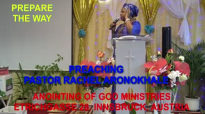 Preaching Pastor Rachel Aronokhale Anointing of God Ministries PREPARE THE WAY P.mp4