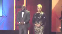 Funny Off Camera Moments with David & Tamela Mann & Rickey Smiley (Stellar Awards 2015).flv