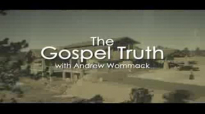 Andrew Wommack, God Wants You To Succeed Gods Definition of Success Wednesday Oct 1, 2014