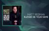 Matt Redman  Blessed Be Your Name Lyrics And Chords
