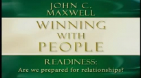 John Maxwell  Winning With People Part 1 5