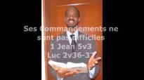 Ses Commandements ne sont pas difficiles - Pasteur Givelord.mp4