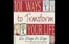 101 Ways to Transform your Life - Wayne Dyer_ Motivation Infusion #17.mp4