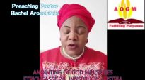 Preaching Pastor Rachel Aronokhale - Anointing of God Ministries_ The Judah Anointing Part3 March 20.mp4