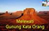 Melewati Gunung Kata Orang - Kotbah Pdt Gilbert Lumoindong Terbaru