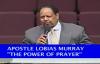 FULL GOSPEL HOLY TEMPLE  REWOUND THE POWER OF PRAYER APOSTLE LOBIAS MURRAY