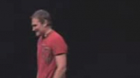 Christian Comedian Bob Smiley getting in trouble at church