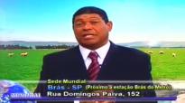 Valdemiro Santiago  Mensagem Estdio 03042012