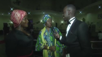 #iamkansiime Redcarpet with Ronnie Ssenjuuva the co host 2. Kansiime Anne. Afric.mp4