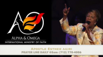 Hold on to the Lord, He is your strength _ Apostle Esther Agiri.mp4