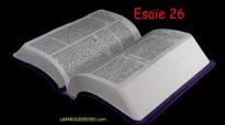 Esaïe 26, Bible