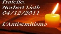 Predicazione .Norbert Lieth. Antisemitismo.flv