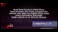 Dr. Abel Damina_ Soteria_ Can a Believer Lose His Salvation- Part 16.mp4