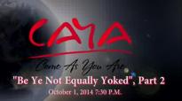Be Ye Not Unequally Yoked, Part 2, Rev. Dr. HowardJohn Wesley
