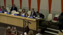 Brigitte Gabriel keynote speaker at United Nations.mp4