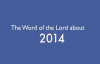 Bishop Iona Locke shares the Word of the Lord about 2014.flv