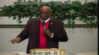 Favor (pt.2) - 12.23.12 - West Jacksonville COGIC - Bishop Gary L. Hall Sr.flv