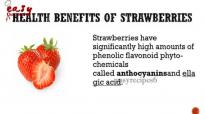 Health Benefits of Strawberries  Top 10 Benefits  Easy Recipes