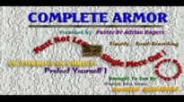 Complete Armor  Preached By Pastor Dr Adrian Rogers