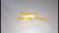Testimony of a man who was healed from serious Stomach Pain in Jesus Name. Glory To God.mp4