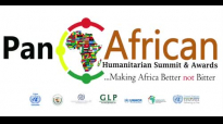Prof. P.L.O Lumumba Speaking at the Pan African Humanitarian Summit and Awards 2.mp4