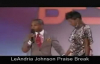 LeAndria Johnson Praise Break.flv
