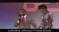 LeAndria Johnson Praise Break.flv