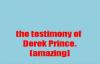 AMAZING testimony of Derek Prince.3gp