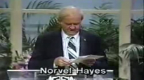 33 Norvel Hayes  1986 Satellite Seminar Gift of Miracles
