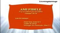 Frère Rigobert Katombi Ami fidele.flv