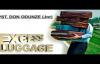 Pst. Don Odunze Jnr - Excess Luggage - Latest Nigerian Audio Gospel Music.mp4
