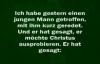 Yeti-Glaube und Aspirin-Glaube , Hans Peter Royer.flv