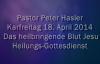 Peter Hasler - Karfreitag Heilungs-Gottesdienst - Das heilbringende Blut Jesu - .2014.flv