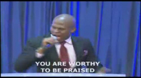 Bishop OyedepoSpecial Breakthrough CelebrationThe Stone Of Conquest