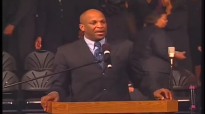 Donnie McClurkin shares his memories of Perfecting Church Pt.1.mp4