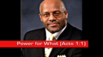 Power for What Part 1  Dr. Stephen J. Thurston