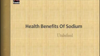 Health Benefits Of Sodium Sodium Chloride  HEALTH TIPS