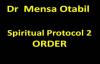 Pastor Mensa Otabil Spiritual Protocol 2 (ORDER) (24