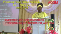 Preaching Pastor Rachel Aronokhale AOGM March 2018.mp4