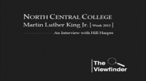 North Central College Presents_ Hill Harper Interview_part 1.flv