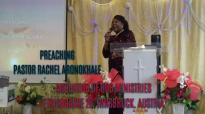 Preaching Pastor Rachel Aronokhale - AOGM Open Doors Revival February 2019.mp4