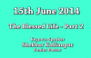 Shekhar Kallianpur - 15th June 2014, Speaker - Pastor Shekhar Kallianpur.flv