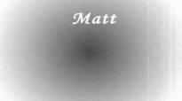 Christ is Risen - Matt Maher Lyrics.flv