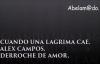 CUANDO UNA LAGRIMA CAE ALEX CAMPOS Letra HD.mp4