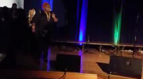 Kefia Rollerson sings Tye Tribbett Melody I love you forever.flv