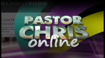 Welcome to Pastor Chris -Questions and answers -OCTOBER 08, 2013